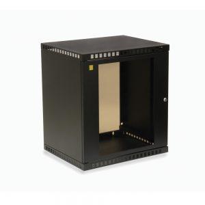 12U Shallow Depth Wall Cabinet isometric