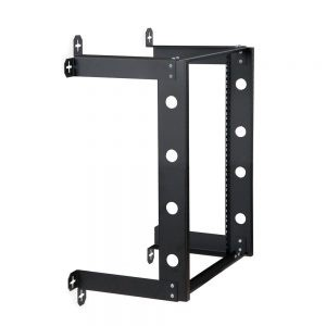 12U V-Line Wall Mount Rack - 12 Depth dimetric