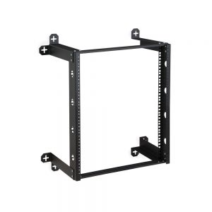 12U V-Line Wall Mount Rack - 12 Depth isometric