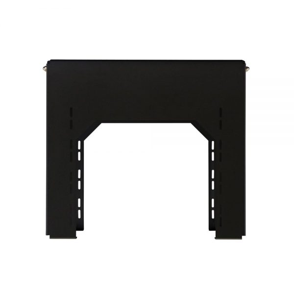 "15U 18"" Deep Open Frame Wall Rack bottom"