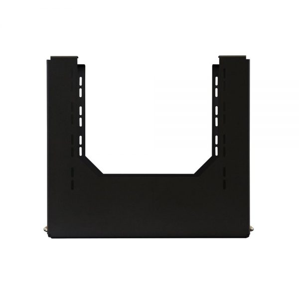 "15U 18"" Deep Open Frame Wall Rack top"