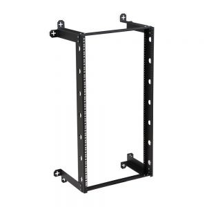 21U V-Line Wall Mount Rack - 12 Depth isometric