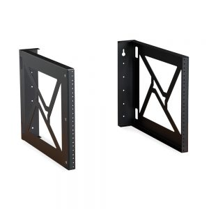 8U Wall Mount Rack isometric