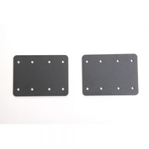 Training Table Ganging Bracket Kit - Isometric View