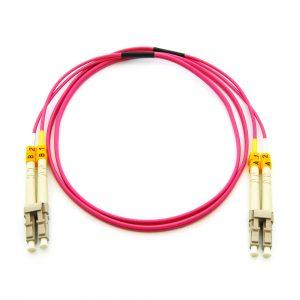OM4 - Fiber Assemblies - 50/125 - 100G MultiMode Duplex