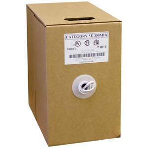 Bulk CAT 5E PVC Riser Cable
