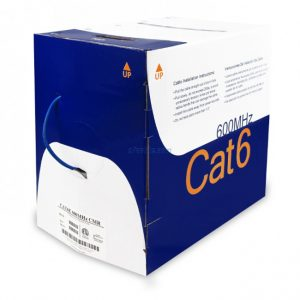 CAT 6 - 1000Ft Pull Box