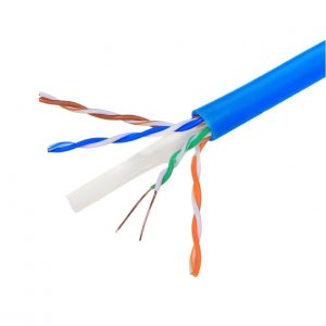 CAT 6A UTP Riser - Exposed Wired with Spline