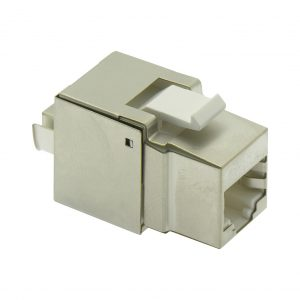 CAT 5E Keystone Jack RJ45 110 Type Shielded