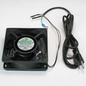 Cooling Fan for ATDS102232 & ATDS102255 DIY Kit, AC110V 120mm