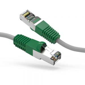 Cat.5E Shielded (FTP) Cross Booted Cables
