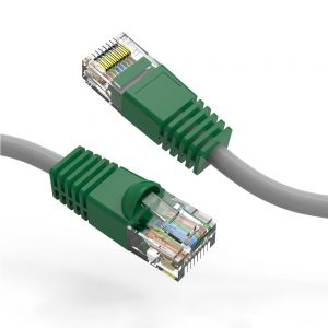 Cat.6 UTP Cross Booted Cables