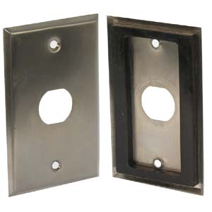 Stainless Walll Plates