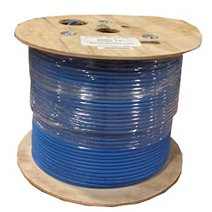 Bulk CAT 6A Plenum Cable