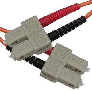 7m Fiber Optic Jumpers 50/125 Multimode Duplex SC-SC