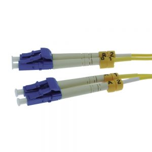 9m Fiber Optic Jumpers 9/125 Singlemode Duplex LC-LC