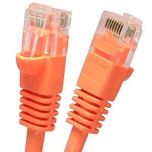 CAT 6 Orange Patch Cable