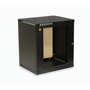 12U Shallow Depth Wall Cabinet isometric