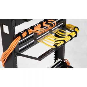 Hook and Loop Cable Ties - Application View