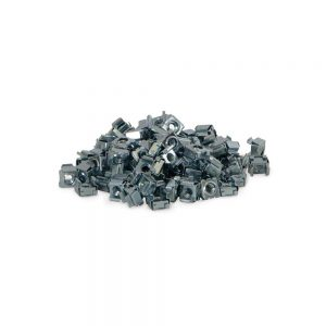 12-24 Cage Nuts - 100 Pack components