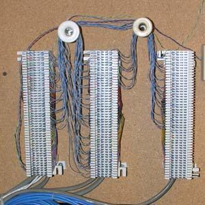 66 Punch Down 50 Pair Wiring Block – American Teledata StoreAmerican Teledata Store
