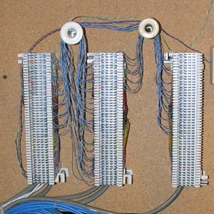 Wire Post for 66 Block