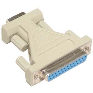 DB9/DB25 Serial Cable & Adapter