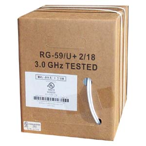 RG59/6 + Power Wire