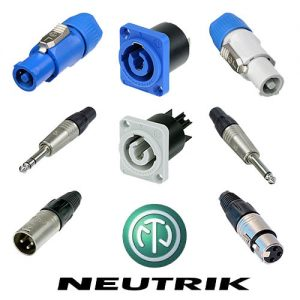 Neutrik Professional Connectors